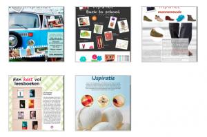voorbeeld hip en hot magazine